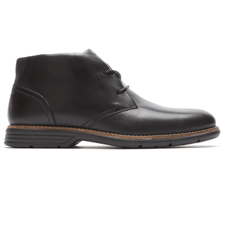 Rockport Men's Black Total Motion Fusion Chukka
